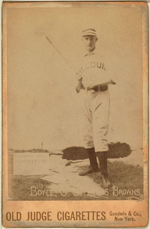 Jack Boyle (Wikimedia Commons)