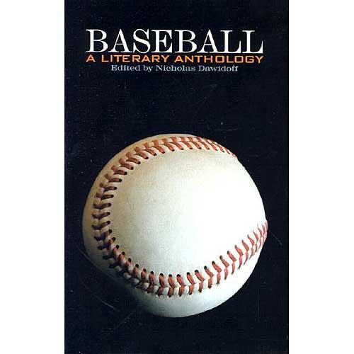 baseball literary anthology
