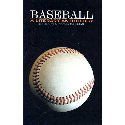 baseball literary anthology