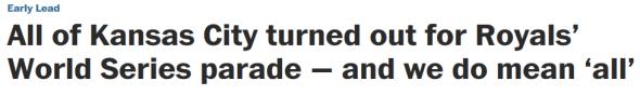 WP headline