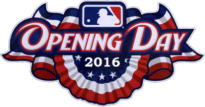 2016 Opening Day