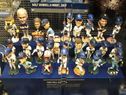 royals bobbleheads