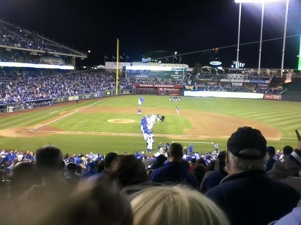 Royals vs Tigers victory