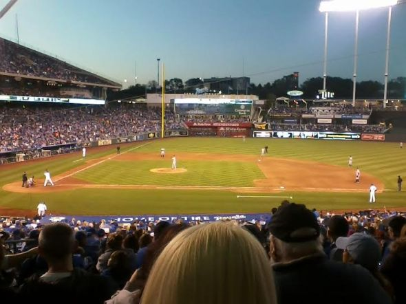 Royals vs Tigers