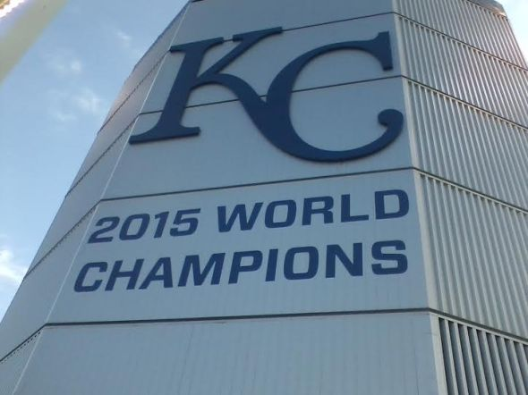 Royals World Champions