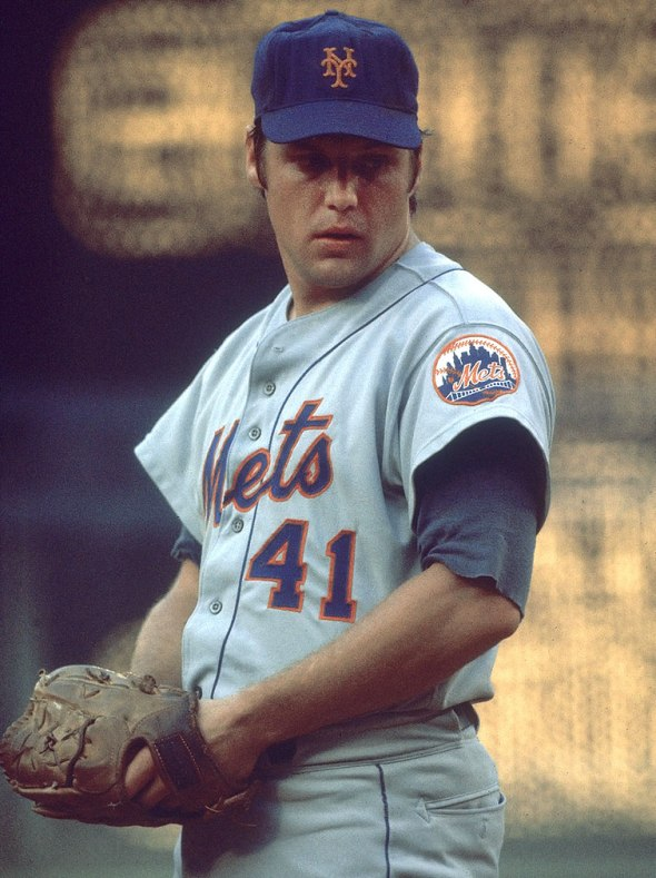 New York Mets Tom Seaver