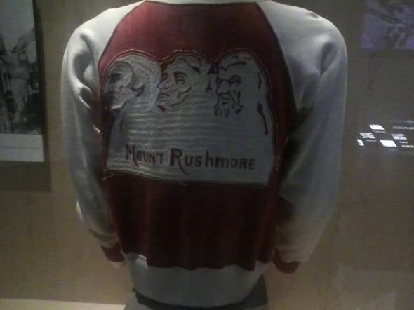 Rushmore Drillers jacket