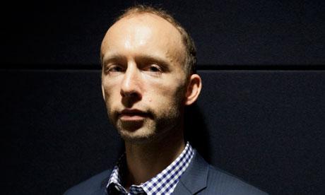 Chad Harbach, January 2012