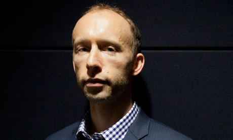 Chad Harbach, January 2012