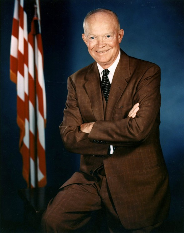 Eisenhower_official