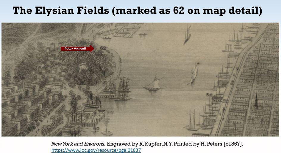 1862 Elysian Fields