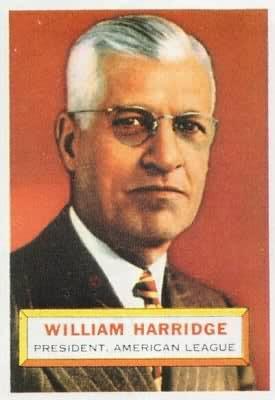 Harridge Will