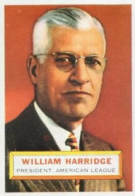 Harridge Will