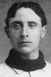 David William Wright in Twin City uniform