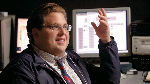 Jonah Hill Moneyball