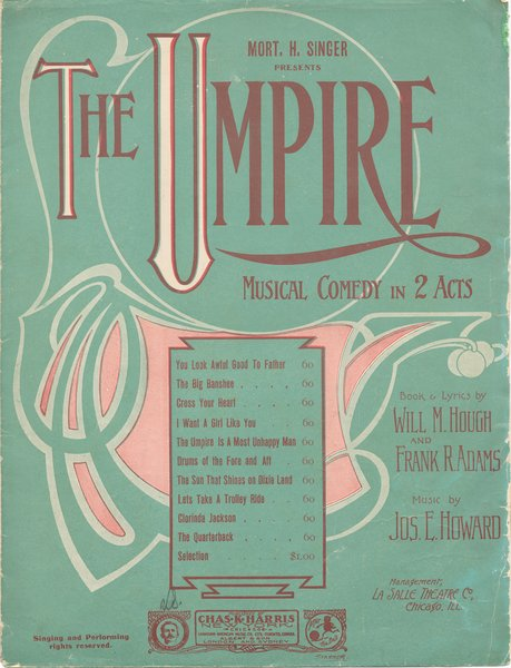The Umpire musical