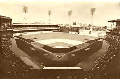 Connie Mack Stadium - Shibe Park