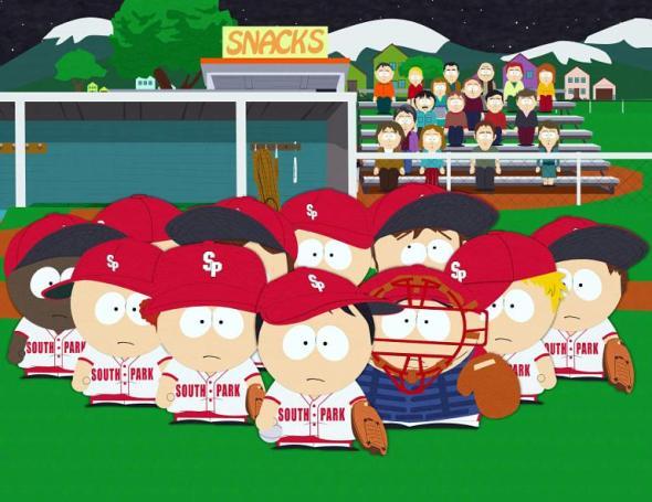 South Park baseball