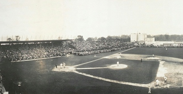 Hilltop park 1903