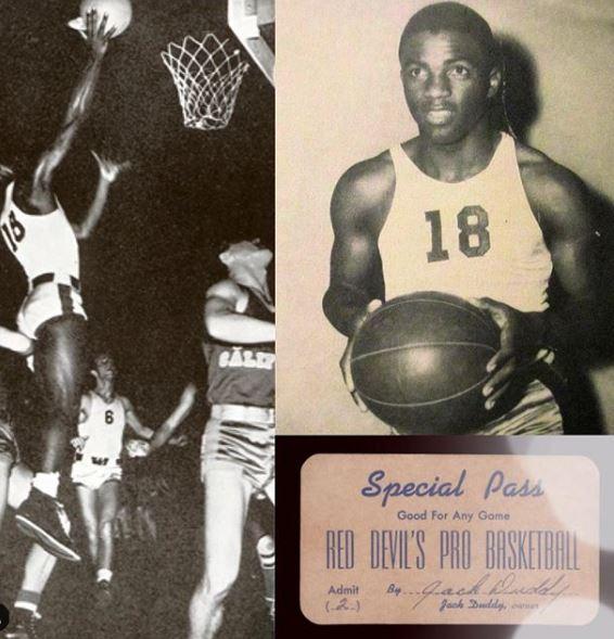 Jackie Robinson basketball
