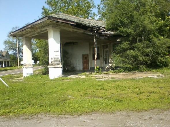 Muscotah old house