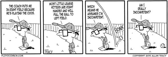 Incompetent Floyd comics