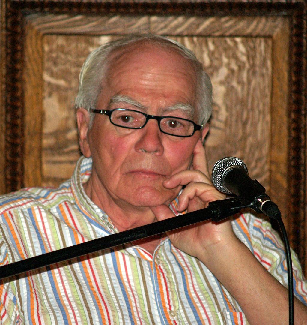 Jimmy Breslin 2008