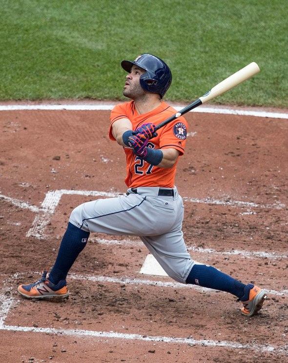 Astros at Orioles 7/23/17