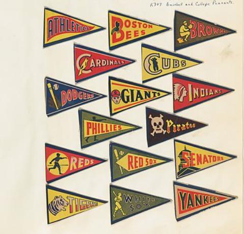 1933 baseball pennants.PNG