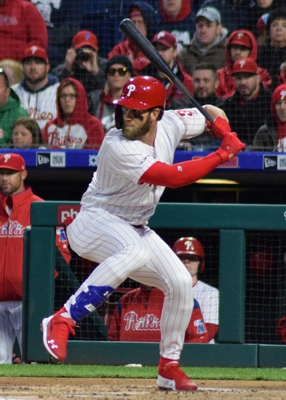 Bryce Haper 2019 Phillies