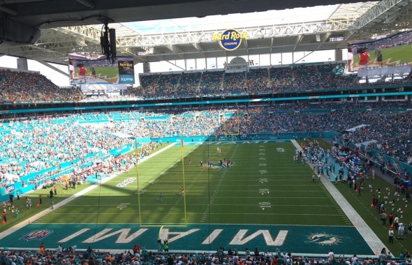 Hard Rock Stadium Miami