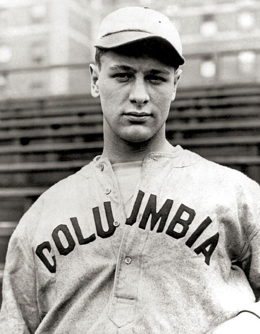 Lou Gehrig Columbia University