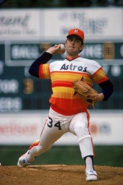 Nolan Ryan Astros
