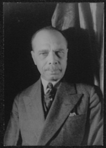 James Weldon Johnson 1932 Library of Congress