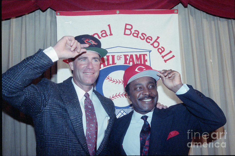 Jim Palmer Joe Morgan Getty Images