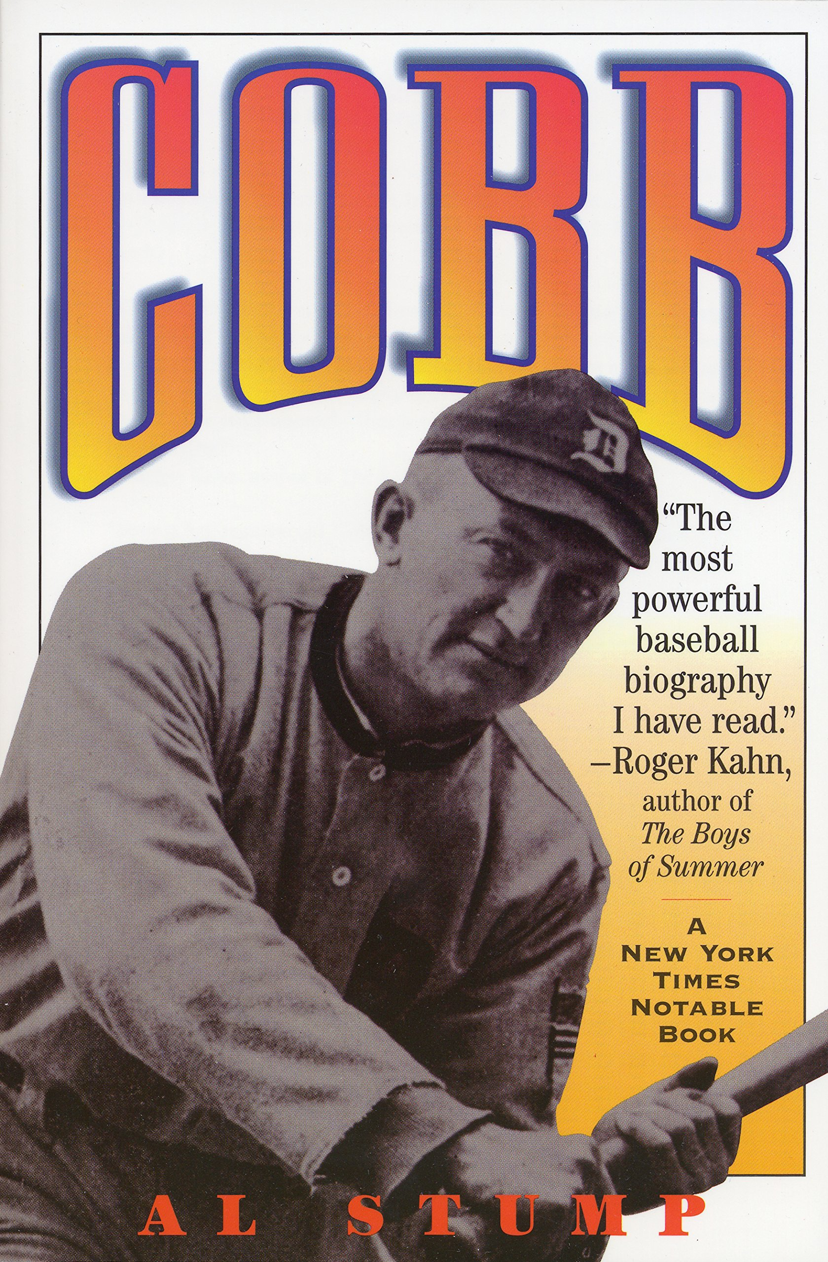 Cobb book cover