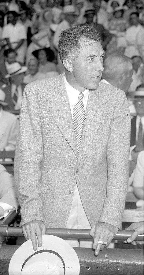 Ford_Frick_at_1937_All-Star_Game - Library of Congress