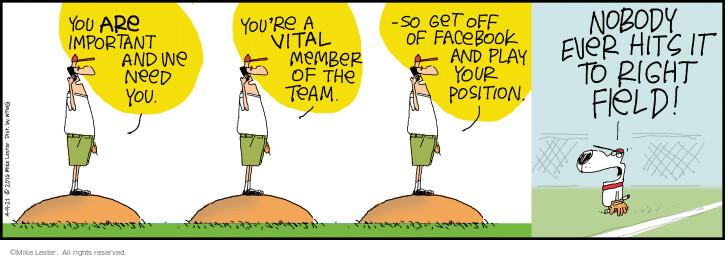 Mike du Jour - Mike Lester - comic