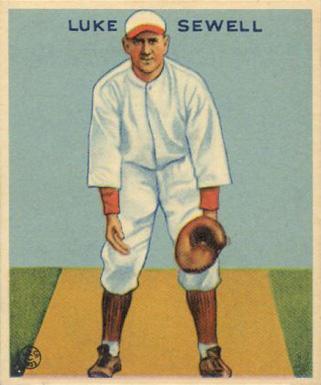 Luke Sewell - Goudey card - Wikipedia